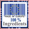 Natyka состоит только из европейских качественных ингриндиентов